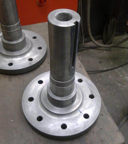 bespoke machined parts in bridgwater